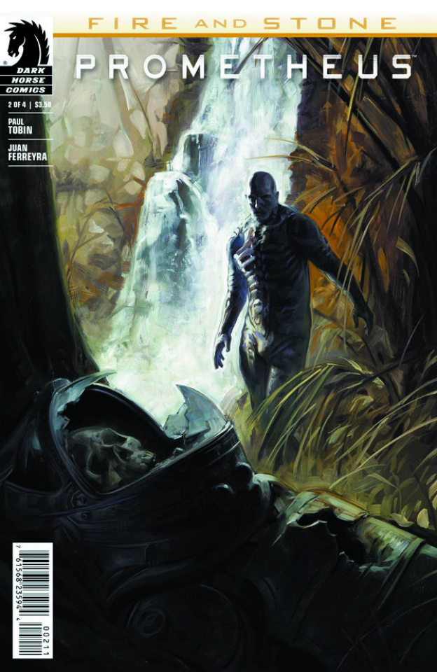 Prometheus: Fire and Stone #2