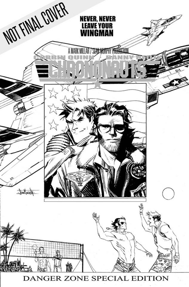 Chrononauts #2 (Murphy Cover)