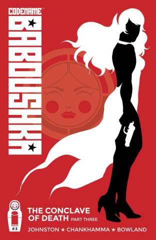 Codename Baboushka: The Conclave of Death #3 (Chankhamma Cover)