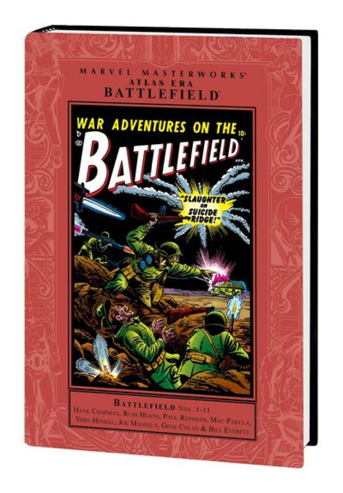 Marvel Masterworks: Atlas Era Battlefield Vol. 1
