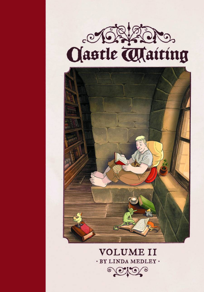 Castle Waiting Vol. 2
