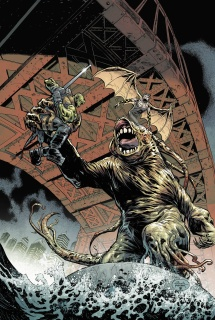 Frankenstein: Agent of S.H.A.D.E. #14