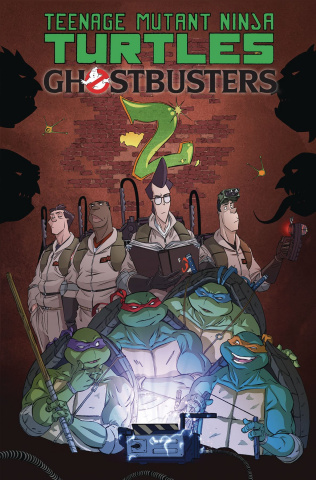 Teenage Mutant Ninja Turtles / Ghostbusters Vol. 2