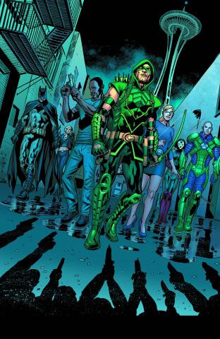 Green Arrow Vol. 7: Kingdom