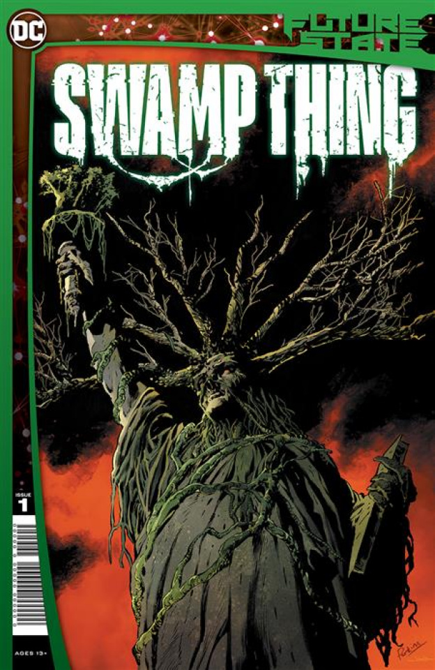 Future State: Swamp Thing #1 (Mike Perkins Cover)