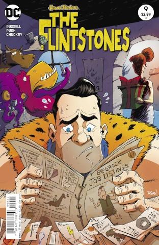 The Flintstones #9 (Variant Cover)