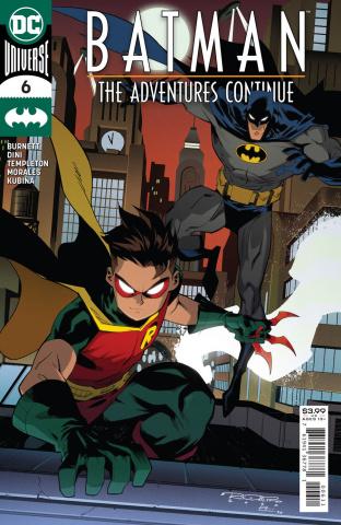 Batman: The Adventures Continue #6 (Khary Randolph Cover)
