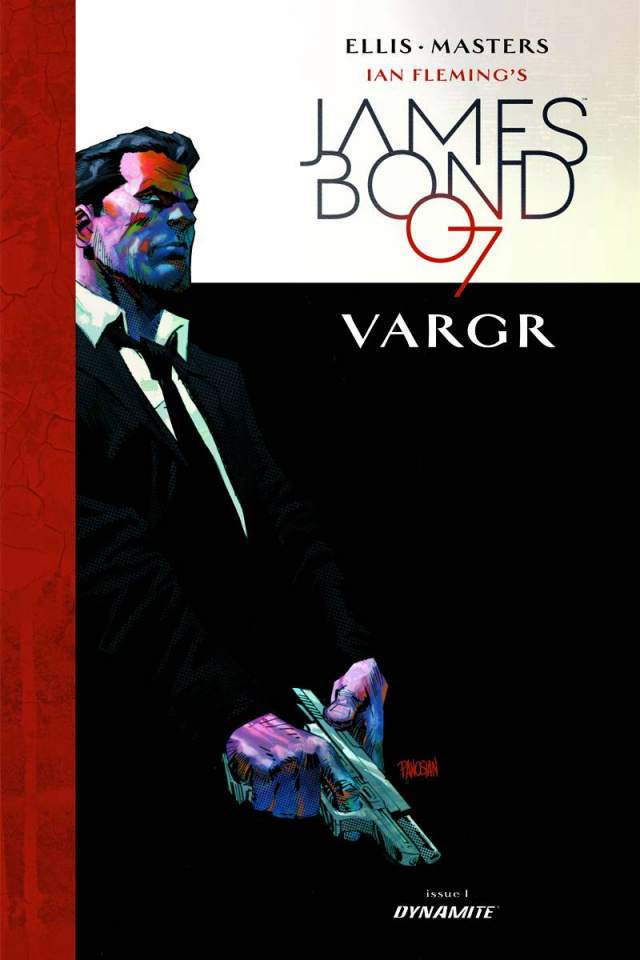 James Bond #1 (30 Copy Panosian Unique Cover)