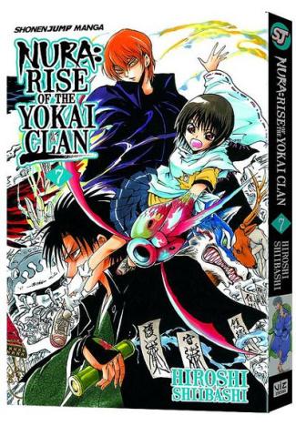 Nura: Rise of the Yokai Clan Vol. 7