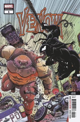 Venom Annual #1 (Stokoe 2nd Printing)