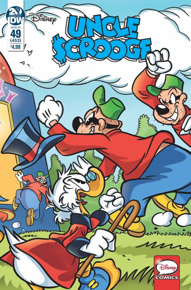 Uncle Scrooge #49 (Mazzarello Cover)