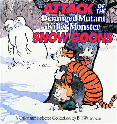 Calvin & Hobbes: Attack of Snow Goons
