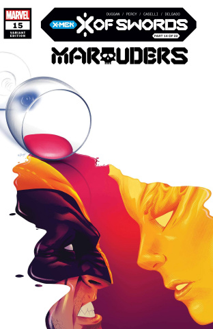 Marauders #15 (Doaly Cover)