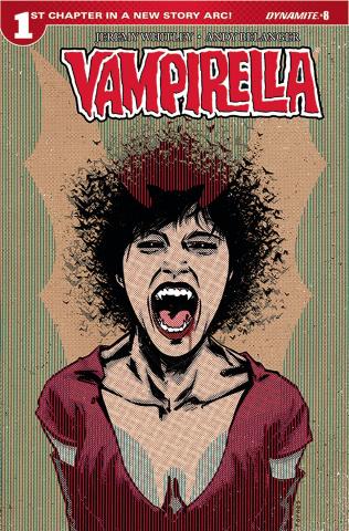 Vampirella #8 (Fornes Cover)