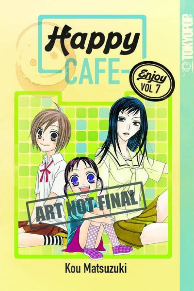 Happy Cafe Vol. 7