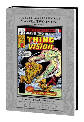 Marvel Two-in-One Vol. 4 (Marvel Masterworks)