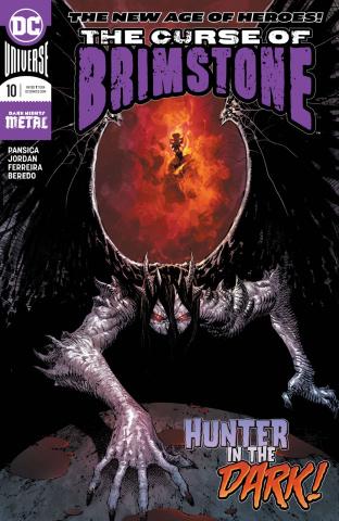 The Curse of Brimstone #10