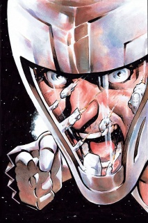 X-O Manowar #11 (Nord Cover)