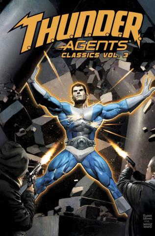 T.H.U.N.D.E.R. Agents Classic Vol. 3