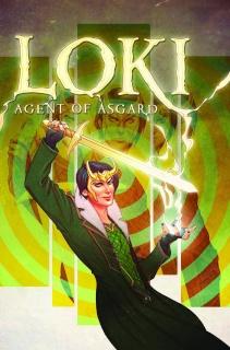 Loki: Agent of Asgard #1 (3rd Printing)