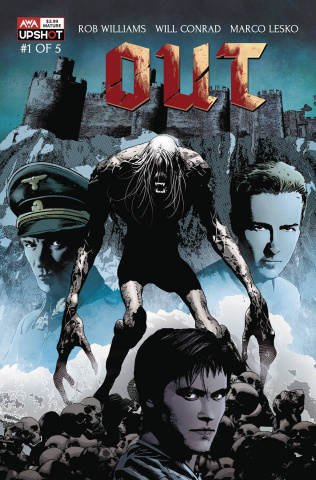 Out #1 (Deodato Jr Cover)