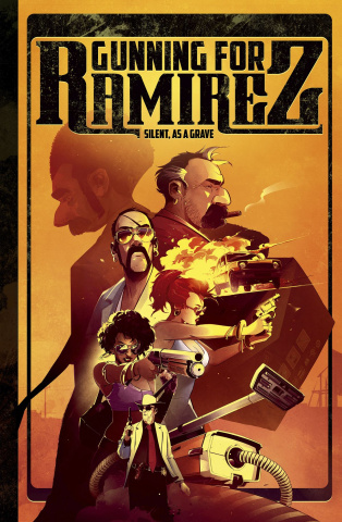 Gunning For Ramirez: Silent, As A Grave