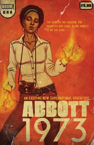 Abbott: 1973 #1 (25 Copy Frison Cover)