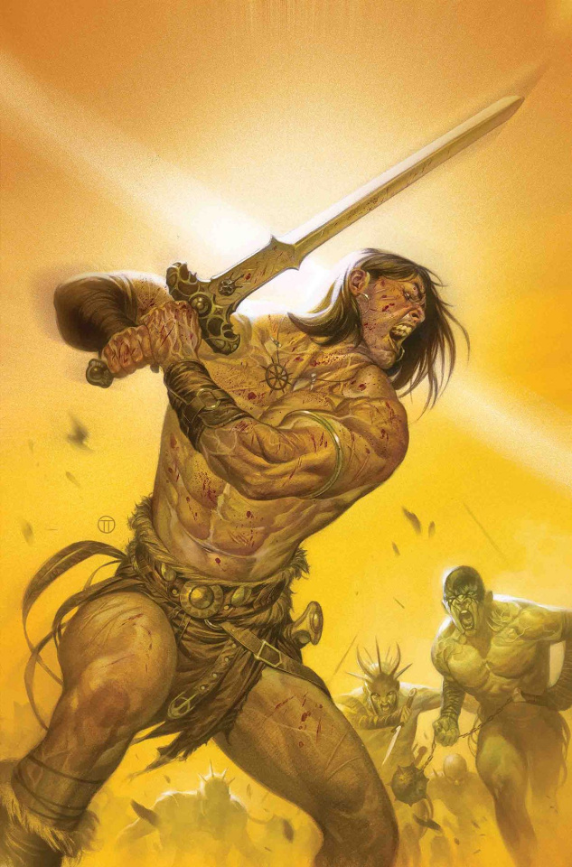 Conan the Barbarian #6 (Tedesco Cover)