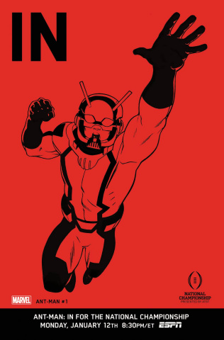 Ant-Man #1 (IN Cover)