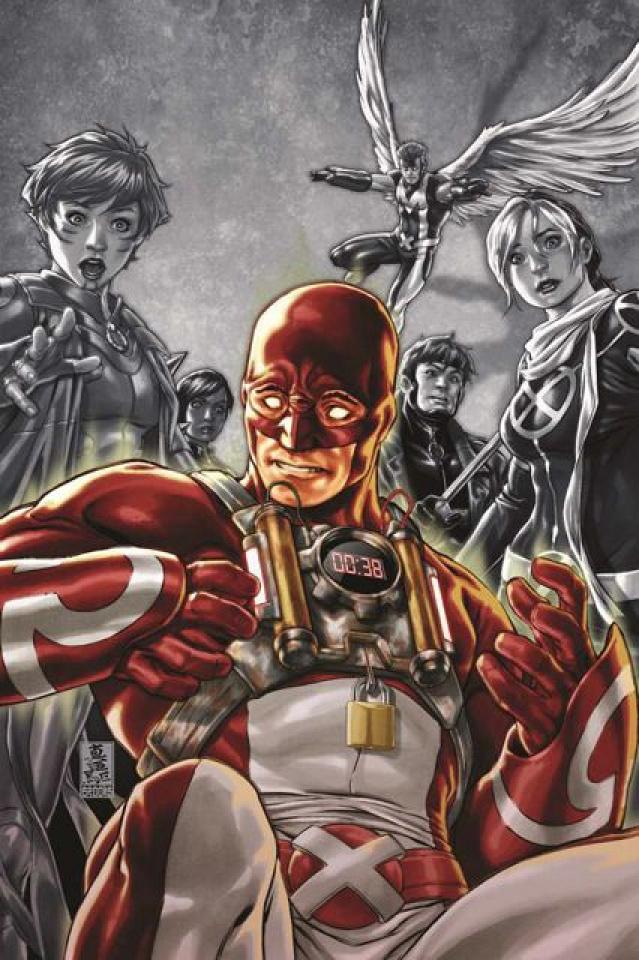 X-Men Legacy #264