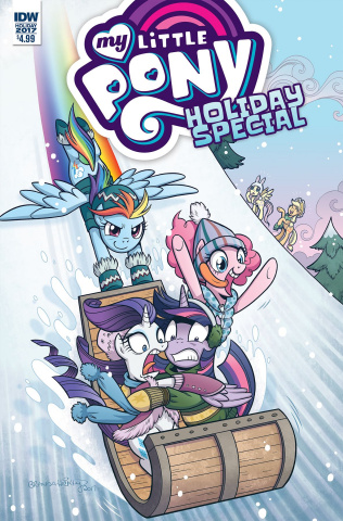 My Little Pony Holiday Special 2017 (Hickey Cover)