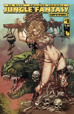 Jungle Fantasy: Survivors #8