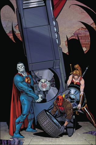 Red Hood and The Outlaws #6