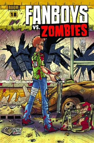 Fanboys vs. Zombies #18
