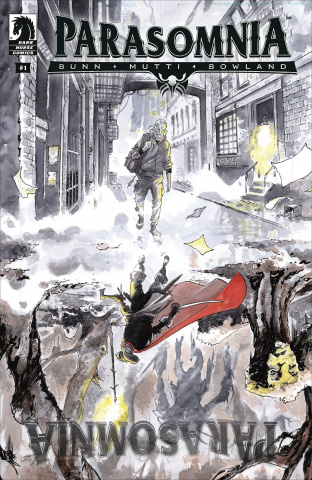 Parasomnia #1 (Mutti Cover)