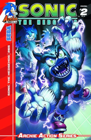 Sonic the Hedgehog #265
