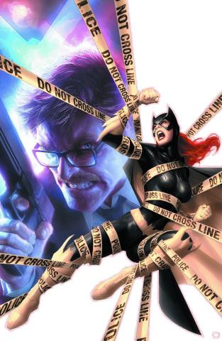 Batgirl #23
