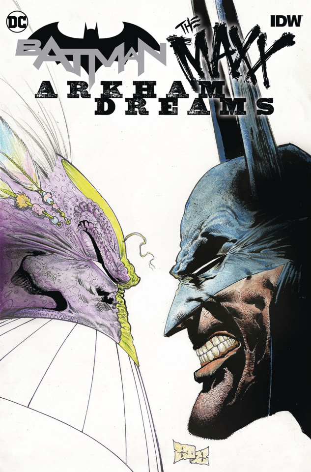Batman / The Maxx: Arkham Dreams