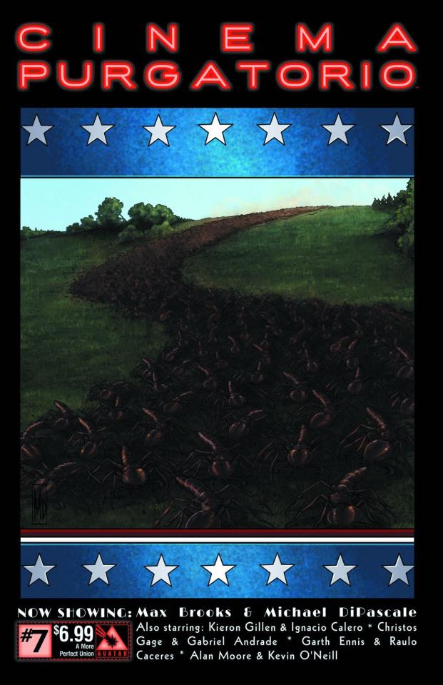 Cinema Purgatorio #7 (Perfect Union Cover)