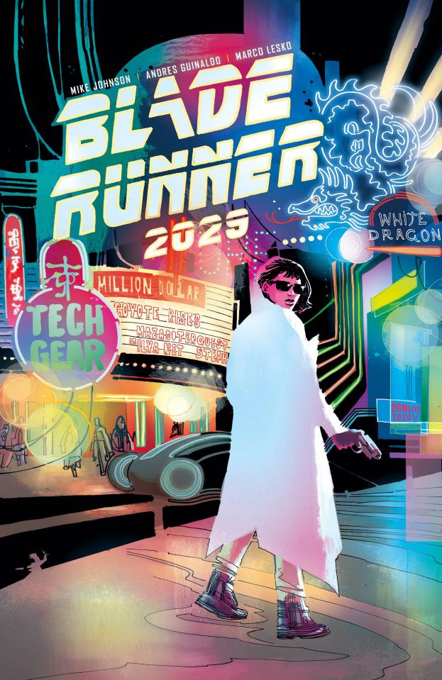 Blade Runner 2029 #5 (Mirror Cover)
