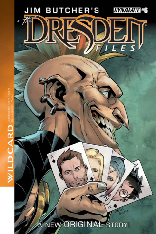 The Dresden Files: Wild Card #6