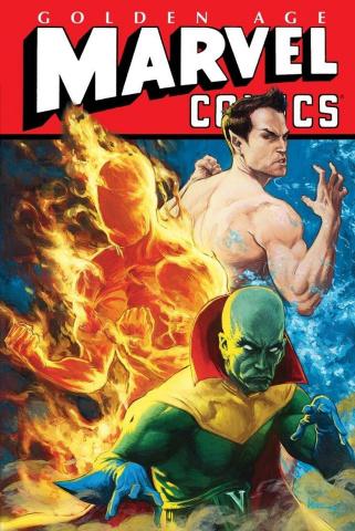 Golden Age Marvel Comics Vol. 2 (Omnibus)