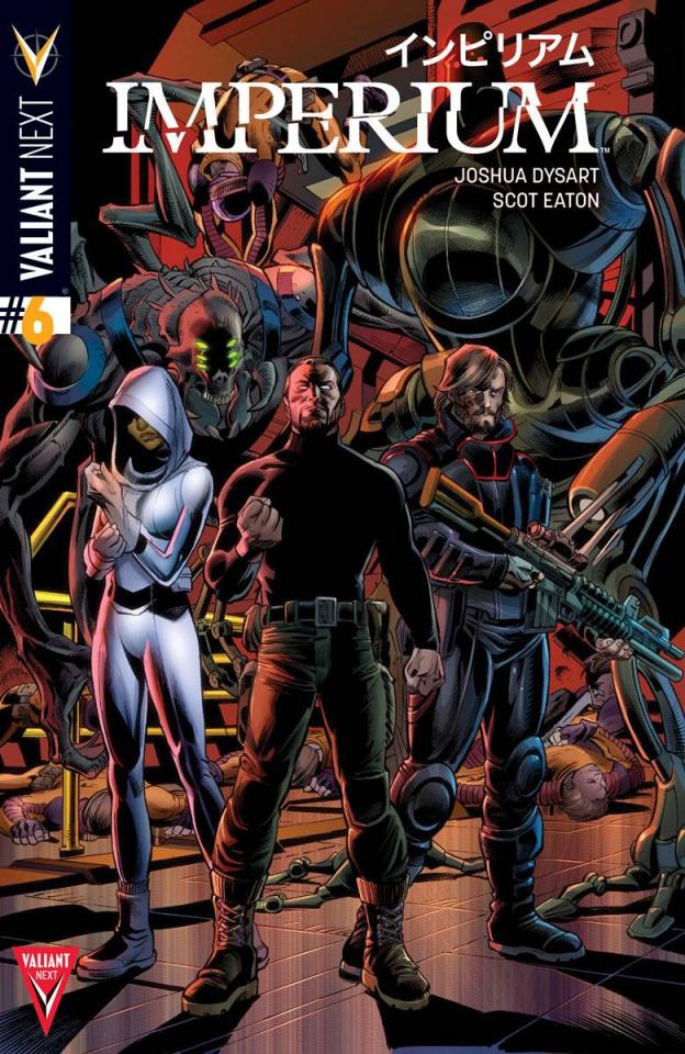 Imperium #6 (Eaton Cover)