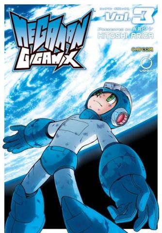 Mega Man: Gigamix Vol. 3