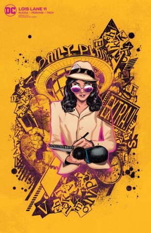Lois Lane #11 (Joelle Jones Cover)