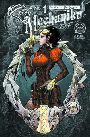 Lady Mechanika #1 (3rd Printing)