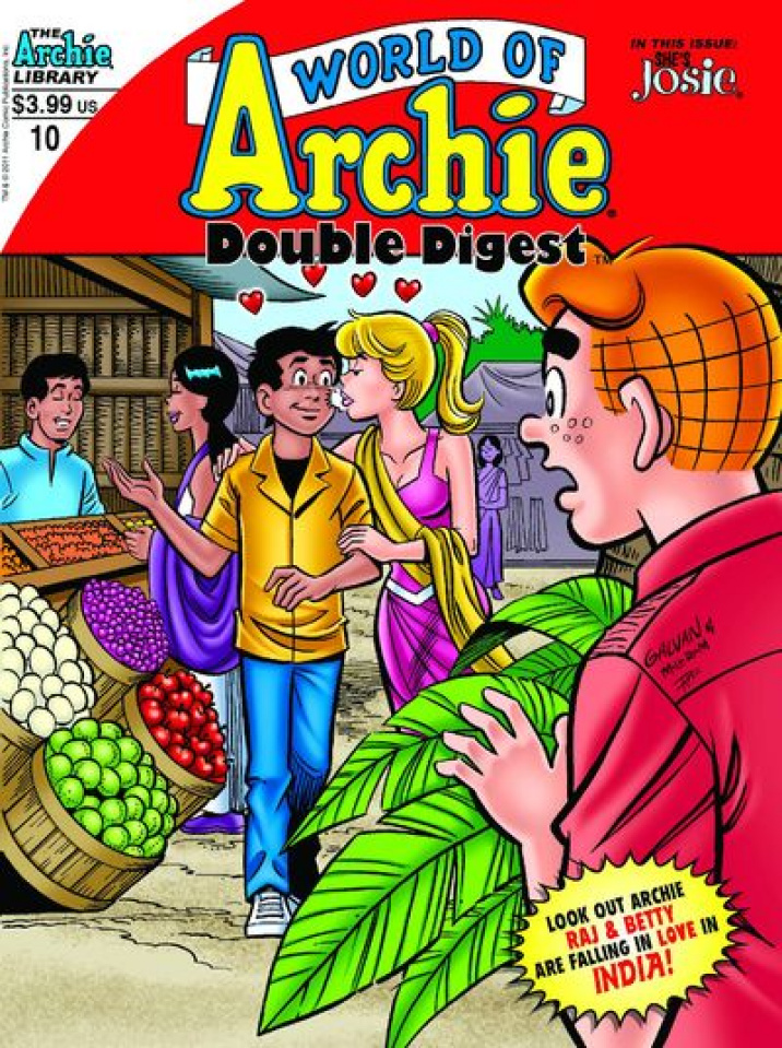 World of Archie Double Digest #10