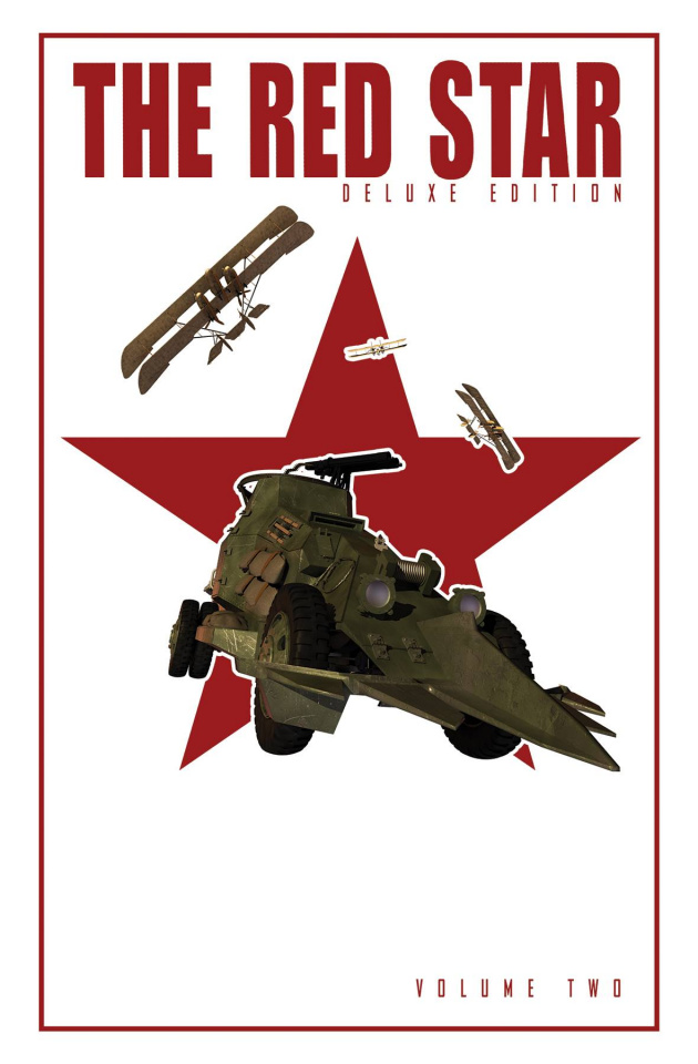 The Red Star Vol. 2 (Deluxe Edition)