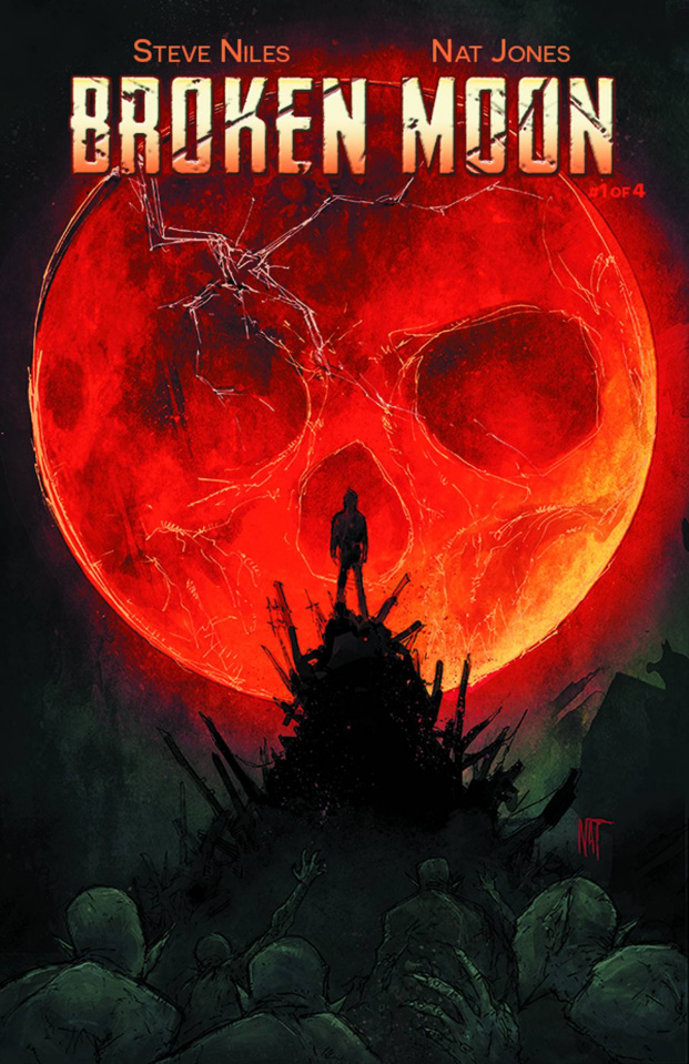 Broken Moon #1 (Jones Cover)