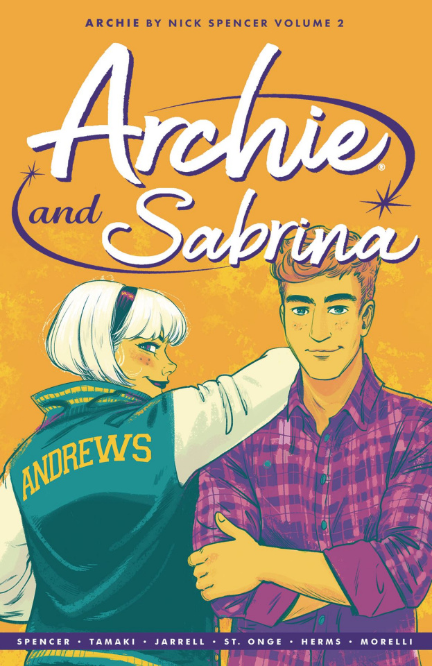 Archie by Nick Spencer Vol. 2: Archie and Sabrina
